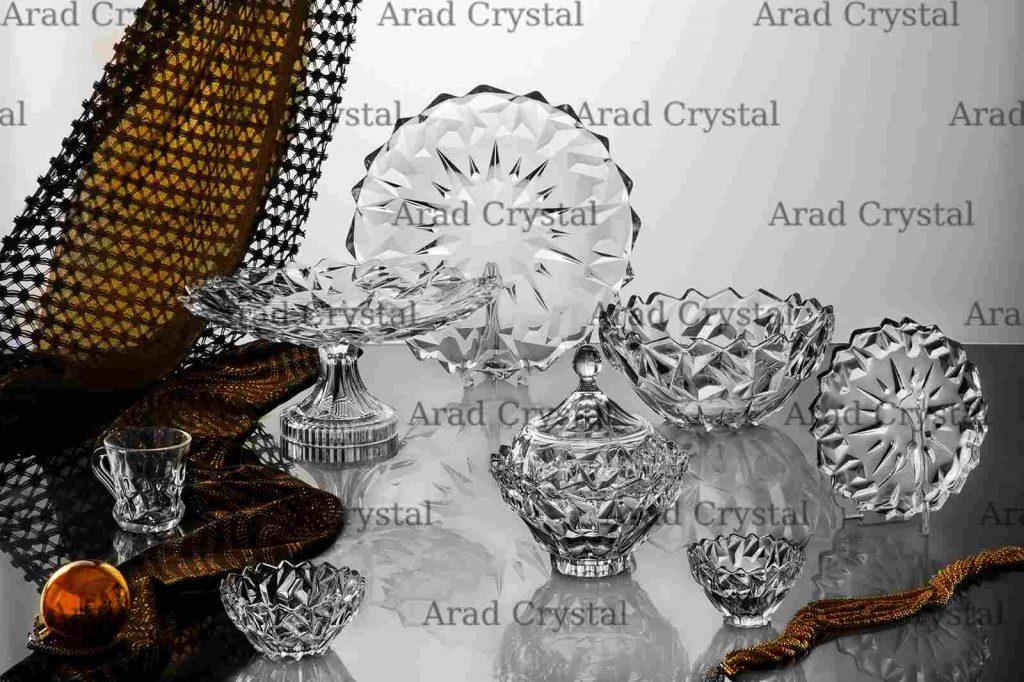 شیشه و بلور حراجی اصفهان