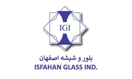 محصولات کارخانه بلور اصفهان